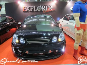 Osaka Auto Messe 2014 Car & Customize Motor Show Intex Custom ONE STAR BY EXPLORER ARISTO