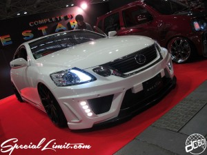 Osaka Auto Messe 2014 Car & Customize Motor Show Intex Custom ONE STAR LEXUS GS Body Kit