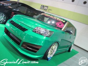 Osaka Auto Messe 2014 Car & Customize Motor Show Intex Custom SHORIN RUMION