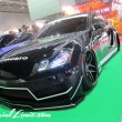 Osaka Auto Messe 2014 Car & Customize Motor Show Intex Custom Make-up Body Kit CROWN Wide Body FORGIATO