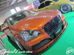 Osaka Auto Messe 2014 Car & Customize Motor Show Intex Custom TRUE CIMA Slammed