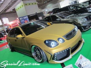 Osaka Auto Messe 2014 Car & Customize Motor Show Intex Custom ck-company ARISTO Body Kit Slammed