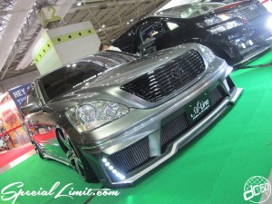Osaka Auto Messe 2014 Car & Customize Motor Show Intex Custom A-Line Cersior Body Kit Slammed