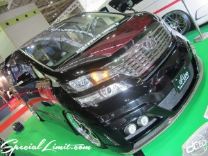 Osaka Auto Messe 2014 Car & Customize Motor Show Intex Custom A-Line ck-company Vellfire