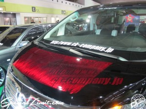 Osaka Auto Messe 2014 Car & Customize Motor Show Intex Custom A-Line ck-company tatto