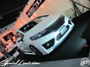 Osaka Auto Messe 2014 Car & Customize Motor Show Intex Custom DESIRE AFFECTION Fit