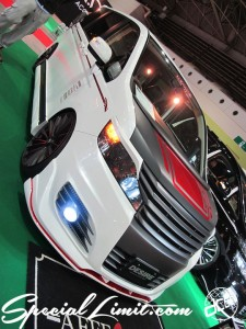 Osaka Auto Messe 2014 Car & Customize Motor Show Intex Custom TOYOTA NOAH