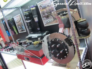 Osaka Auto Messe 2014 Car & Customize Motor Show Intex Custom Brake