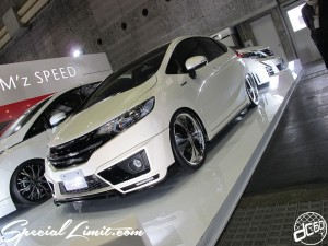 Osaka Auto Messe 2014 Car & Customize Motor Show Intex Custom M'z Speed New Fit