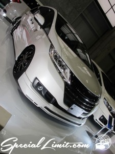 Osaka Auto Messe 2014 Car & Customize Motor Show Intex Custom M'z Speed New Odyssey