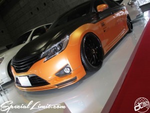 Osaka Auto Messe 2014 Car & Customize Motor Show Intex Custom M'z Speed MarkX 2Tone