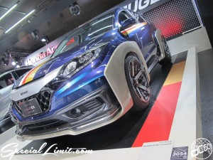 Osaka Auto Messe 2014 Car & Customize Motor Show Intex Custom HONDA VEZEL MUGEN Concept