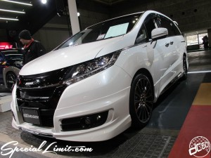 Osaka Auto Messe 2014 Car & Customize Motor Show Intex Custom HONDA MUGEN Odyssey