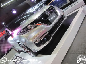Osaka Auto Messe 2014 Car & Customize Motor Show Intex Custom HONDA VEZEL Modulo Concept