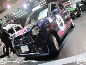 Osaka Auto Messe 2014 Car & Customize Motor Show Intex Custom HONDA N-One