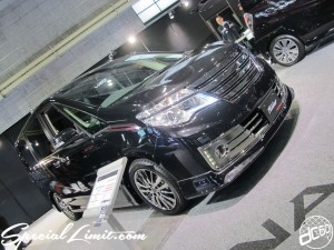 Osaka Auto Messe 2014 Car & Customize Motor Show Intex Custom NISSAN Rider Autech