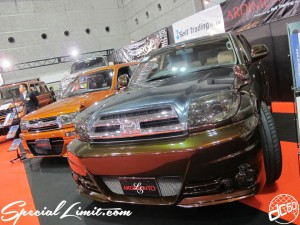 Osaka Auto Messe 2014 Car & Customize Motor Show Intex Custom ARDIMENTO TOYOTA Hilux Surf 180 Body Kit