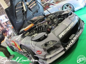 Osaka Auto Messe 2014 Car & Customize Motor Show Intex Custom Speedhunters RX7 FD3S