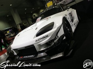 Osaka Auto Messe 2014 Car & Customize Motor Show Intex Custom TOP FUEL S2K S2000 HONDA GT FISCO Time Racord BRIDE HKS ADVAN VOLTEX