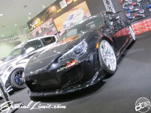 Osaka Auto Messe 2014 Car & Customize Motor Show Intex Custom TOP FUEL 86 BRZ ADVAN