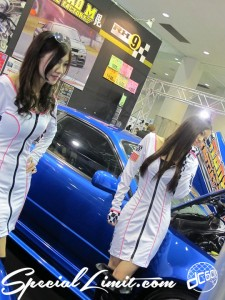 Osaka Auto Messe 2014 Car & Customize Motor Show Intex Custom PIT ROAD M Image Girl Campaign RH9