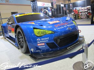 Osaka Auto Messe 2014 Car & Customize Motor Show Intex Custom SUBARU BRZ ORIENT MOTUL DENSO Broud of BOXER STI SUPER GT
