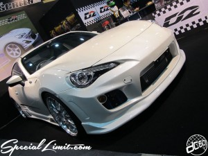 Osaka Auto Messe 2014 Car & Customize Motor Show Intex Custom TOYOTA 86 D2 POWER