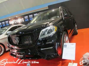 Osaka Auto Messe 2014 Car & Customize Motor Show Intex Custom Lorinser BENZ Only Mercedes