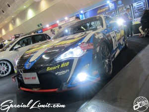 Osaka Auto Messe 2014 Car & Customize Motor Show Intex Custom SMART HID TOYOTA 86 HASHIMOTO Corporation