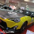Osaka Auto Messe 2014 Car & Customize Motor Show Intex Custom TOYOTA 86 Cabriolet Convertivele Carbon Wrapping