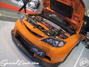 Osaka Auto Messe 2014 Car & Customize Motor Show Intex Custom SUBARU IMPREZA AUTO PRODUCE A3