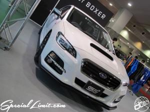 Osaka Auto Messe 2014 Car & Customize Motor Show Intex Custom REVORG BOXER STi