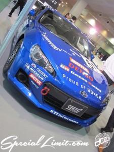 Osaka Auto Messe 2014 Car & Customize Motor Show Intex Custom SUBARU STi BRZ BOXER MICHELIN MOTUL Performance