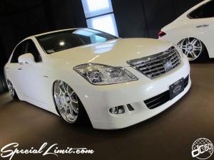 Osaka Auto Messe 2014 Car & Customize Motor Show Intex Custom PARFUME CROWN Body Kit