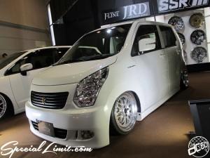 Osaka Auto Messe 2014 Car & Customize Motor Show Intex Custom J-LINE WagonR Body Kit