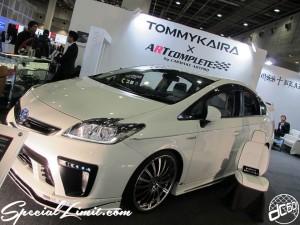 Osaka Auto Messe 2014 Car & Customize Motor Show Intex Custom TOMMYKAIRA ART COMPLETE PRIUS Hybrid Body Kit