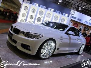 Osaka Auto Messe 2014 Car & Customize Motor Show Intex Custom WORK Gnosis BMW 4Series