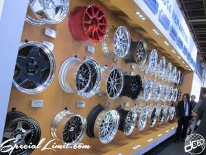 Osaka Auto Messe 2014 Car & Customize Motor Show Intex Custom WORK Wheels 2014 New ARRIVAL