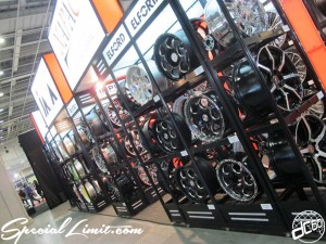 Osaka Auto Messe 2014 Car & Customize Motor Show Intex Custom NAPAC JAOA Wheel Collection