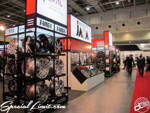 Osaka Auto Messe 2014 Car & Customize Motor Show Intex Custom JAOA NAPAC Wheel Collection