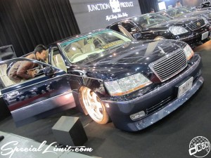 Osaka Auto Messe 2014 Car & Customize Motor Show Intex Custom JUNCTION PRODUCE CROWN MAJESTA VIP