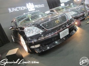 Osaka Auto Messe 2014 Car & Customize Motor Show Intex Custom JUNCTION PRODUCE 30 CERSIOR VIP