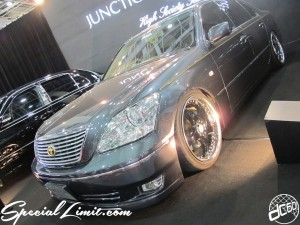 Osaka Auto Messe 2014 Car & Customize Motor Show Intex Custom JUNCTION PRODUCE CERSIOR 30 VIP