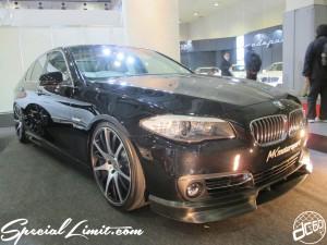 Osaka Auto Messe 2014 Car & Customize Motor Show Intex Custom NK Motorsports F10 BMW