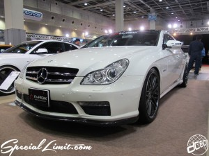 Osaka Auto Messe 2014 Car & Customize Motor Show Intex Custom Mercedes Benz CLS K's-FREAK