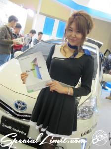 Osaka Auto Messe 2014 Car & Customize Motor Show Intex Campaign Girl Custom Show