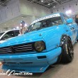 Osaka Auto Messe 2014 Car & Customize Motor Show Intex Custom BOOMMERAN VW GOLF Mark.2 TOYO Tire ismArt Wide Body Euro Magic
