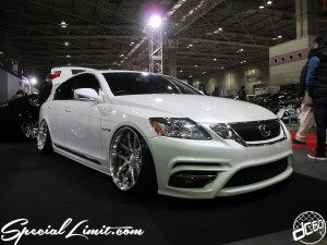 Osaka Auto Messe 2014 Car & Customize Motor Show Intex Custom FORZATO LEXUS GS Body Kit