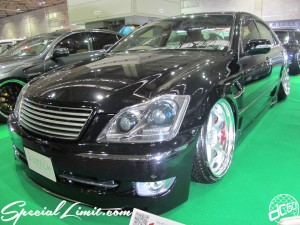 Osaka Auto Messe 2014 Car & Customize Motor Show Intex Custom AUTECH CROWN Slammed VIP WORK Meister S1