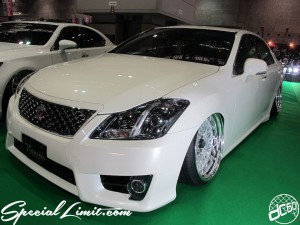 Osaka Auto Messe 2014 Car & Customize Motor Show Intex Custom T DEMAND CROEN